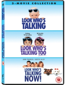 Image for Look Who's Talking/Look Who's Talking Too/Look Who's Talking Now!