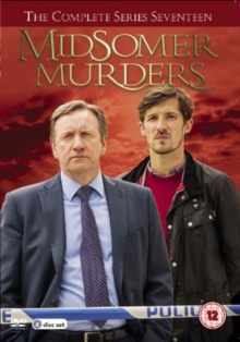 Image for Midsomer Murders: The Complete Series Seventeen