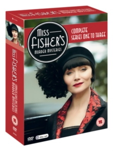 Image for Miss Fisher's Murder Mysteries: Complete Series 1-3