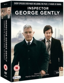 Image for Inspector George Gently: Complete Series One to Eight