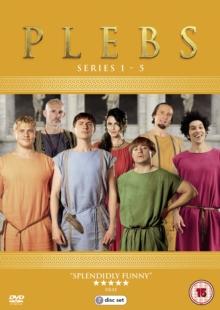Image for Plebs: Series 1 - 5
