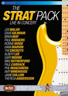 Image for The Strat Pack: Live in Concert