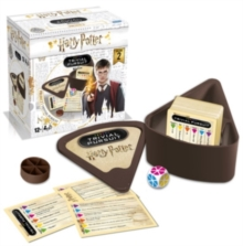 Image for Harry Potter Trivial Pursuit Bite Size Board Game