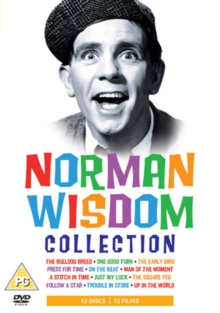 Image for Norman Wisdom Collection