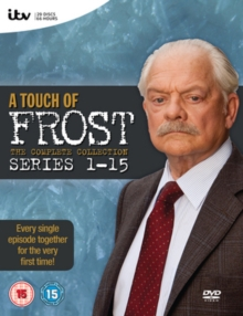 Image for A   Touch of Frost: The Complete Series 1-15