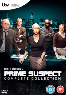 Image for Prime Suspect: Complete Collection