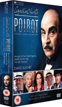 Image for Agatha Christie's Poirot: Collection