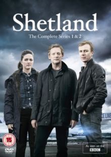 Image for Shetland: The Complete Series 1 and 2