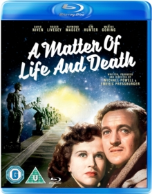Image for A   Matter of Life and Death