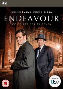 Image for Endeavour: Complete Series Seven