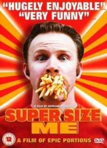 Image for Super Size Me