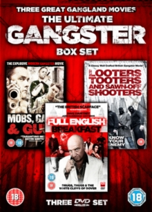 Image for The Ultimate Gangster Collection