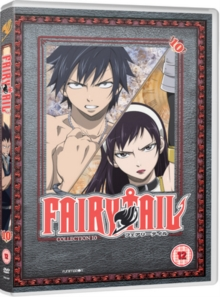 Image for Fairy Tail: Collection 10