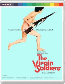 Image for The Virgin Soldiers