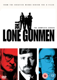 Image for The Lone Gunmen: The Complete Series