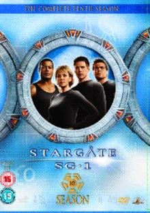 Image for Stargate SG1: Season 10