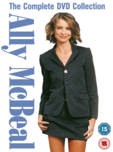 Image for Ally McBeal: Complete Seasons 1-5