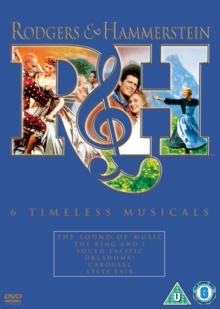 Image for Rodgers and Hammerstein: 6 Timeless Musicals