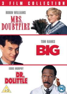 Image for Big/Mrs Doubtfire/Dr Dolittle