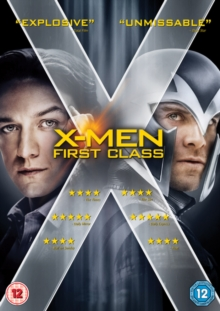 Image for X-Men: First Class