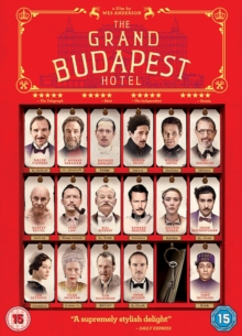 Image for The Grand Budapest Hotel