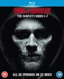 Image for Sons of Anarchy: Complete Seasons 1-7