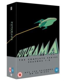 Image for Futurama: Seasons 1-8