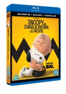 Image for Snoopy and Charlie Brown - The Peanuts Movie