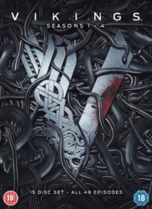 Image for Vikings: Seasons 1-4