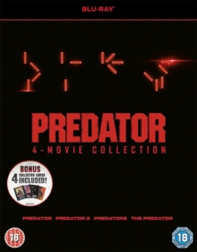 Image for Predator Quadrilogy