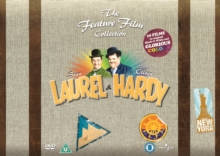 Image for Laurel and Hardy: The Feature Film Collection