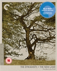 Image for The Emigrants/The New Land - The Criterion Collection