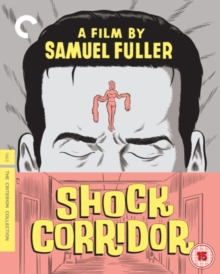 Image for Shock Corridor - The Criterion Collection