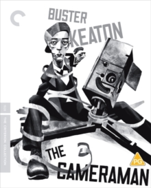 Image for The Cameraman - The Criterion Collection