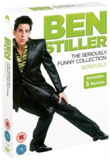 Image for Ben Stiller: The Seriously Funny Collection