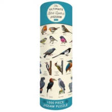 Image for Bird Lovers 1000 Piece Jigsaw in a Tin