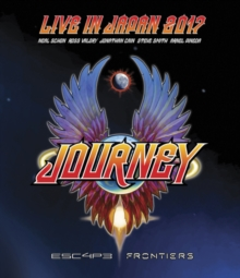 Image for Journey: Live in Japan 2017 - Escape/Frontiers