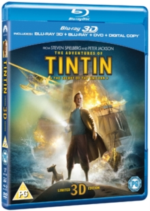 Image for The Adventures of Tintin: The Secret of the Unicorn