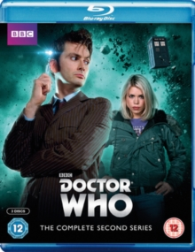 Image for Doctor Who: The Complete Second Series