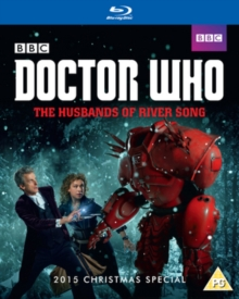 Image for Doctor Who: The Husbands of River Song