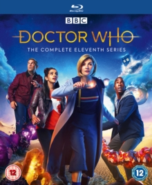 Image for Doctor Who: The Complete Eleventh Series