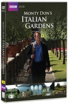 Image for Monty Don's Italian Gardens