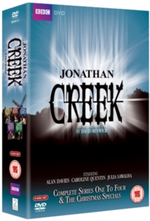 Image for Jonathan Creek: Series 1-4