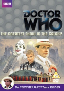 Image for Doctor Who: The Greatest Show in the Galaxy