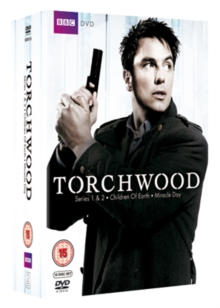Image for Torchwood: Series 1-4