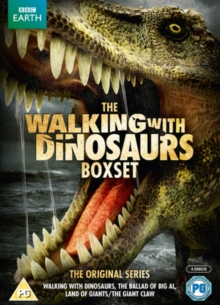 Image for The Big Dinosaur Box