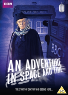 Image for Doctor Who: An Adventure in Space and Time