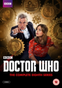 Image for Doctor Who - The New Series: Series 8