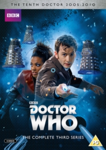 Image for Doctor Who: The Complete Third Series
