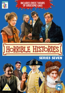 Image for Horrible Histories: Series Seven